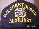 Off duty Auxiliary Hat